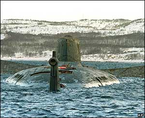 Kursk raised from seabed