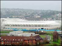 New Stadium, Swansea