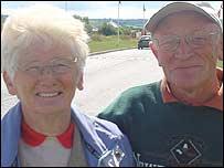 Ruth and John Edwards