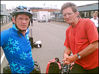Gerd Heinie and Herbert Mendler