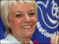 Dianne Thompson - Camelot chief executive