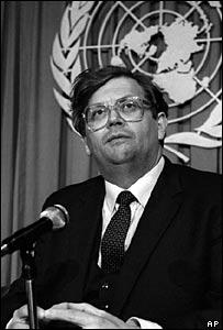 David Lange in 1984