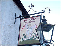 Angel Inn, Grosmont, Monmouthshire