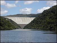 Barra Grande dam