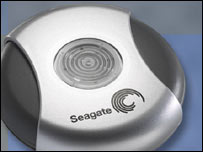 Seagate pocket hard drive, Seagate