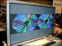 Generic of flat-screen TV