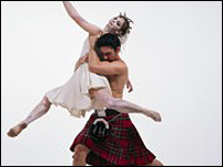 Matthew Bourne's Highland Fling
