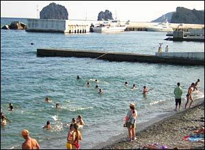 Artek's small port