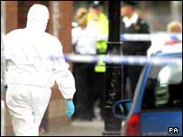 The murder of Michael Green has been linked to a loyalist feud