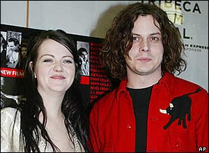 Jack White (right)