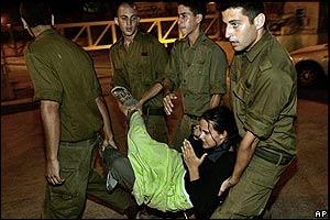 Desalojos de colonos judíos.