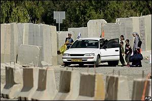 Desalojo de colonos judíos.