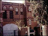 British embassy in Yemen