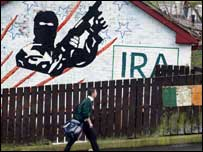 Sinn Fein has said the IRA will not submit to a
