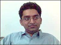 Mohammad Tahir, editor of Friday Special