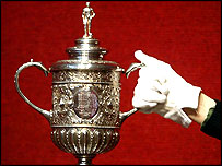 FA Cup which is is up for sale
