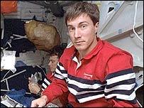 Sergei Krikalev, Nasa