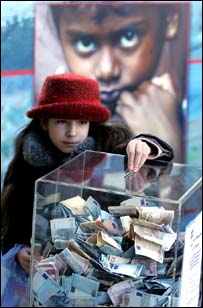 Girl cashbox