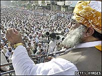Maulana Fazl-ur Rehman of the MMA