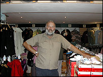 Peter Dixon, Clovelly Clothing