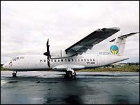 Air Deccan's ATR 42-500