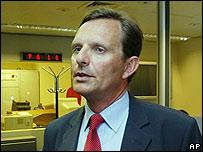 Jean-Baptiste Mattei, vocero del Ministerio de Relaciones Exteriores de Francia