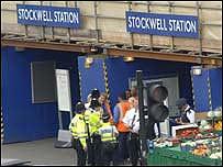 Estación de metro de Stockwell