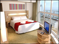 Nelson's Staterooms in Shoreline