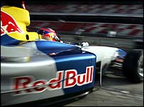 Red Bull Racing will use Renault engines in 2007