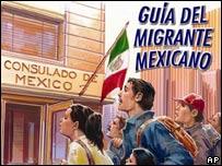 Gu�a del migrante mexicano