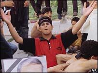 Syrian youths