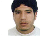 Abdelmajid Bouchar (pic: Spanish interior ministry)