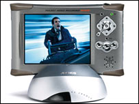 Archos portable video player