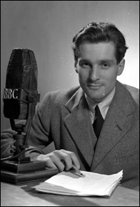 BBC's Ian McDougall