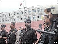 Guards in Bangladesh