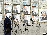 Campaña electoral palestina
