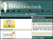 Global Ideas Bank