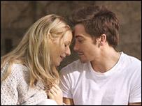Gwyneth Paltrow and Jake Gyllenhaal in Proof