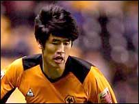 Ki-Hyeon Seol was on the scoresheet for Wolves