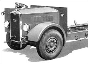 CX19 Venturer chassis