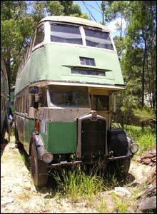 The No 1877 bus