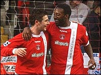 Bryan Hughes and Jason Euell