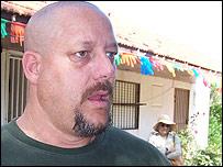 Aharon Yarden, ex residente de un asentamiento