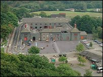 Welsh Slate Museum (pic from the NMGW)