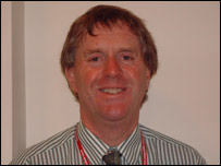 Dr Dafydd Roberts (pic from the NMGW)