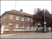 Harcourt Terrace garda station