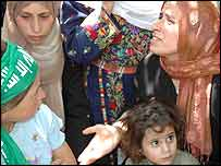 Aisha, bereaved wife of Usama Tawafsha