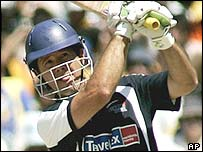 Ricky Ponting hits out in Melbourne