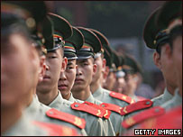 Китайская вооруженная милиция