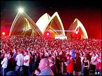 Australian concert
